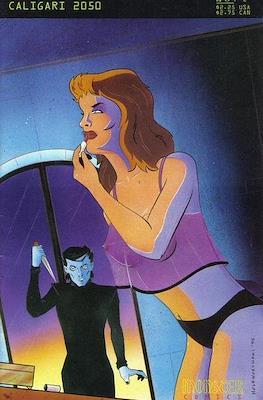 Caligari 2050 (Comic Book 32 pp) #2