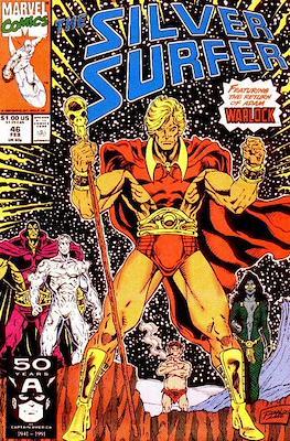 Silver Surfer Vol. 3 (1987-1998) #46