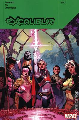 Excalibur Vol. 4 (2019-)