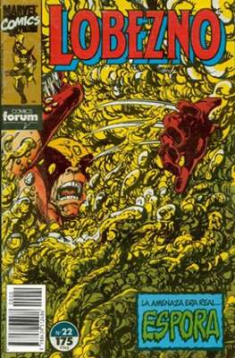 Lobezno vol. 1 (1989-1995) (Grapa) #22