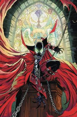 Spawn (Variant Cover) (Comic Book) #300.13