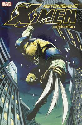 Astonishing X-Men Companion
