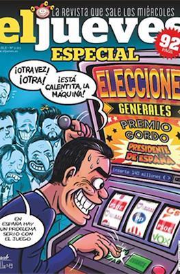 El Jueves (Revista) #2215