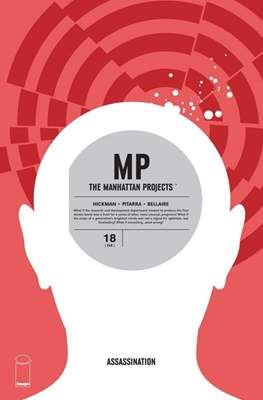The Manhattan Projects (Comic-book) #18