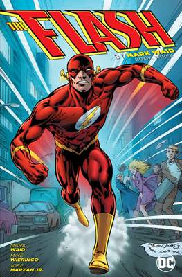 The Flash by Mark Waid (Softcover) #3
