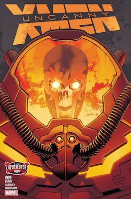 Uncanny X-Men (Vol. 4 2016-2017) #9