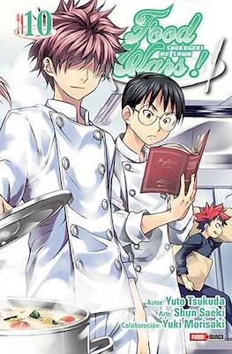 Food Wars! Shokugeki No Soma (Rústica) #10