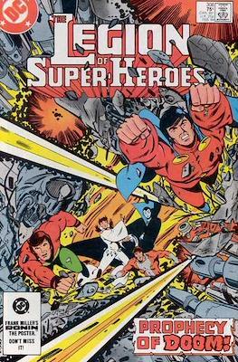 Legion of Super-Heroes Vol. 2 (1980-1987) (Comic-book) #308
