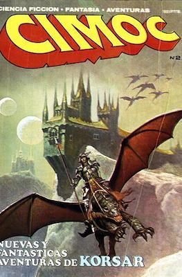 Cimoc vol 1 (Revista grapa (1979)) #2