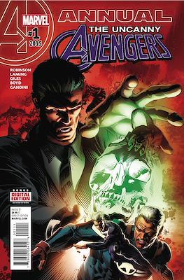 Uncanny Avengers Annual Vol. 2