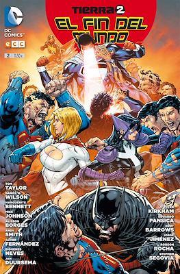 Tierra 2: El fin del mundo (Rústica,112 paginas.) #2