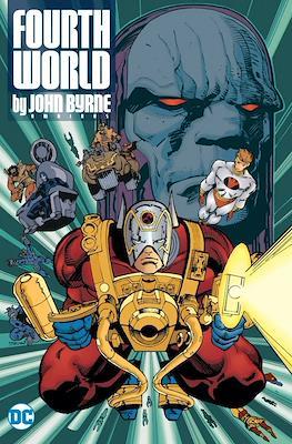 The Fourth World By John Byrne Omnibus
