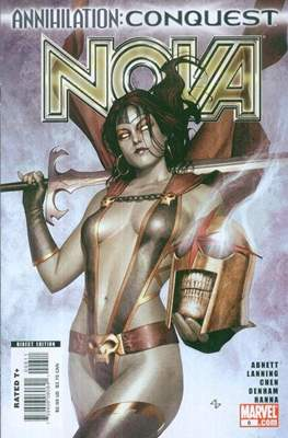 Nova Vol. 4 (Comic-Book) #6