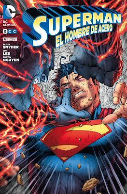 Superman: El hombre de acero (2013-2015) (Grapa) #6