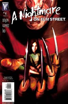 A nightmare on Elm street (Grapa) #4