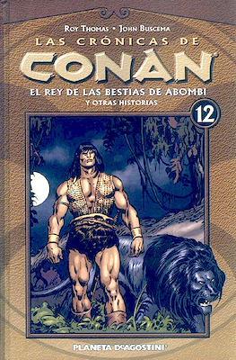 Las Crónicas de Conan (Cartoné 240 pp) #12