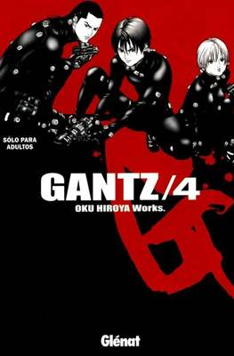 Gantz (Rústica con sobercubierta) #4