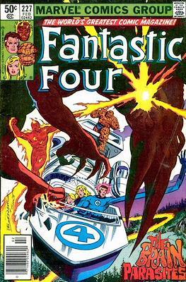 Fantastic Four Vol. 1 (1961-1996) (saddle-stitched) #227