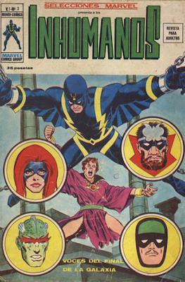 Selecciones Marvel (1977-1981) #3