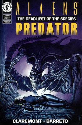 Aliens / Predator: The Deadliest of the Species #5