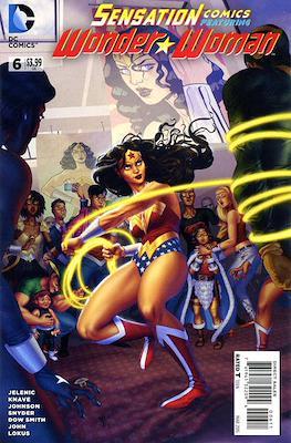 Sensation Comics Featuring Wonder Woman (2014-2016) (Comic-Book) #6
