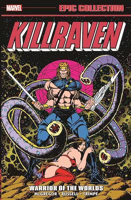 Killraven Epic Collection
