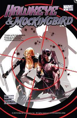 Hawkeye & Mockingbird (2010-2011) (Comic Book) #3