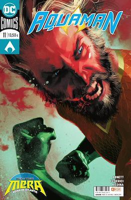 Aquaman. Nuevo Universo DC / Renacimiento (Rústica 72-144 pp) #25/11