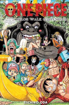 One Piece: Color Walk Compendium #2