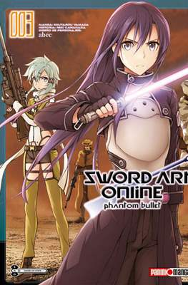 Sword Art Online: Phantom Bullet (Rústica) #3