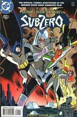 Batman & Robin Adventures: Subzero