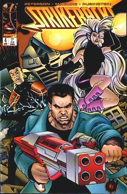 Strikeback! (Comic-book) #4