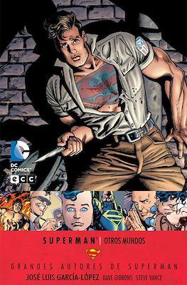 Grandes Autores de Superman: José Luis García-López (Cartoné 176-184 pp) #3
