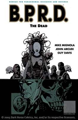 B.P.R.D (Softcover) #4