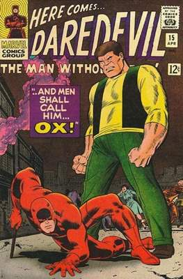 Daredevil Vol. 1 (1964-1998) (Comic Book) #15
