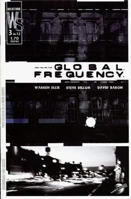 Global Frequency (Grapa, 24 páginas) #3