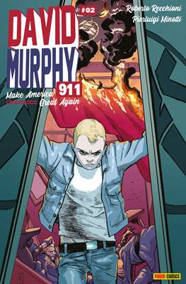 David Murphy 911: Make America Great Again #2B
