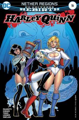 Harley Quinn Vol. 3 (2016-) (Comic book) #16