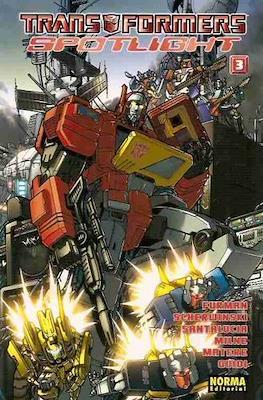 Transformers. Spotlight #3