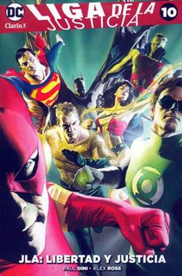 Liga de la Justicia #10