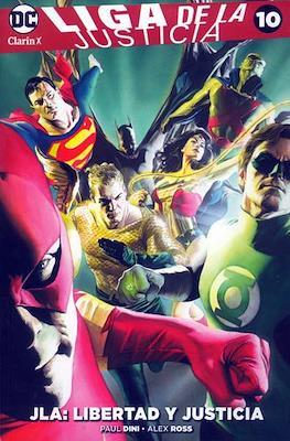Liga de la Justicia (Rustica) #10