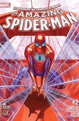 The Amazing Spider-Man Vol. 2 (Grapa 32 pp) #2