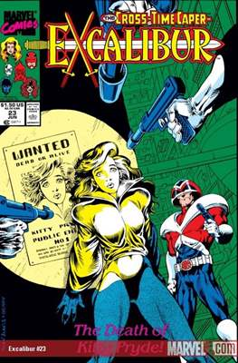Excalibur Vol. 1 (Comic Book) #23