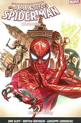 The Amazing Spider-Man: Worldwide (Softcover) #2