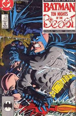 Batman Vol. 1 (1940-2011) (Comic Book) #420