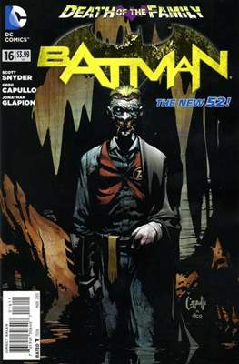 Batman Vol. 2 (2011-2016) (Comic Book) #16