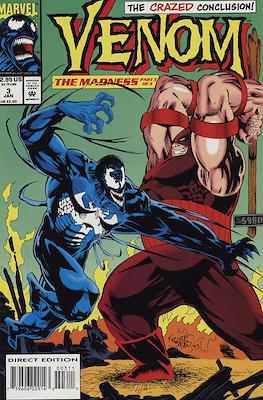Venom: The Madness (Grapa) #2