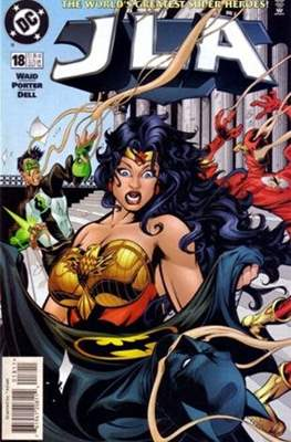 JLA Vol. 1 (1997-2006) (Comic-Book) #18