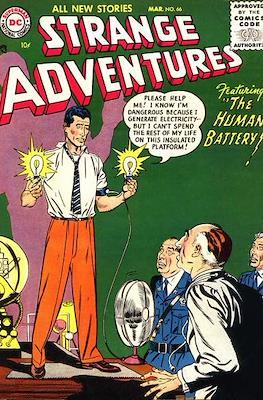 Strange Adventures (Comic Book) #66