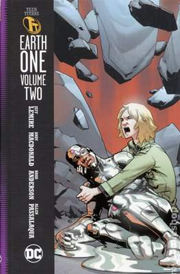 Teen Titans: Earth One (Hardcover 144 pp) #2